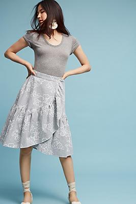 Slide View: 1: Hibiscus Skirt