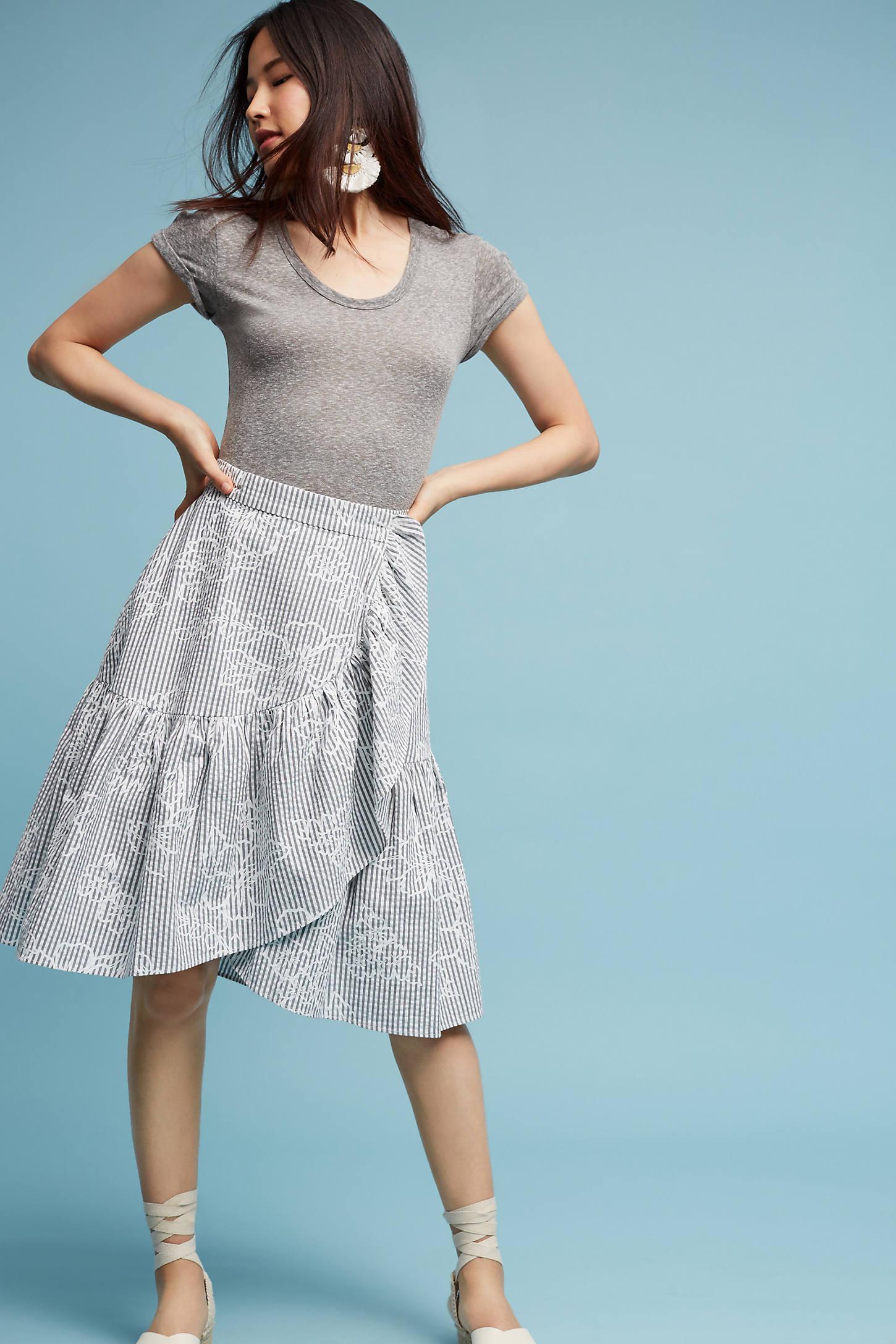 Hibiscus Skirt