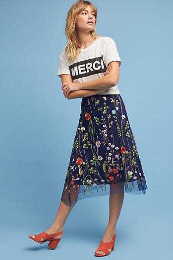 Waverly Garden Skirt