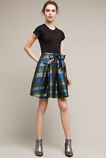 Gatinet Bowed Skirt