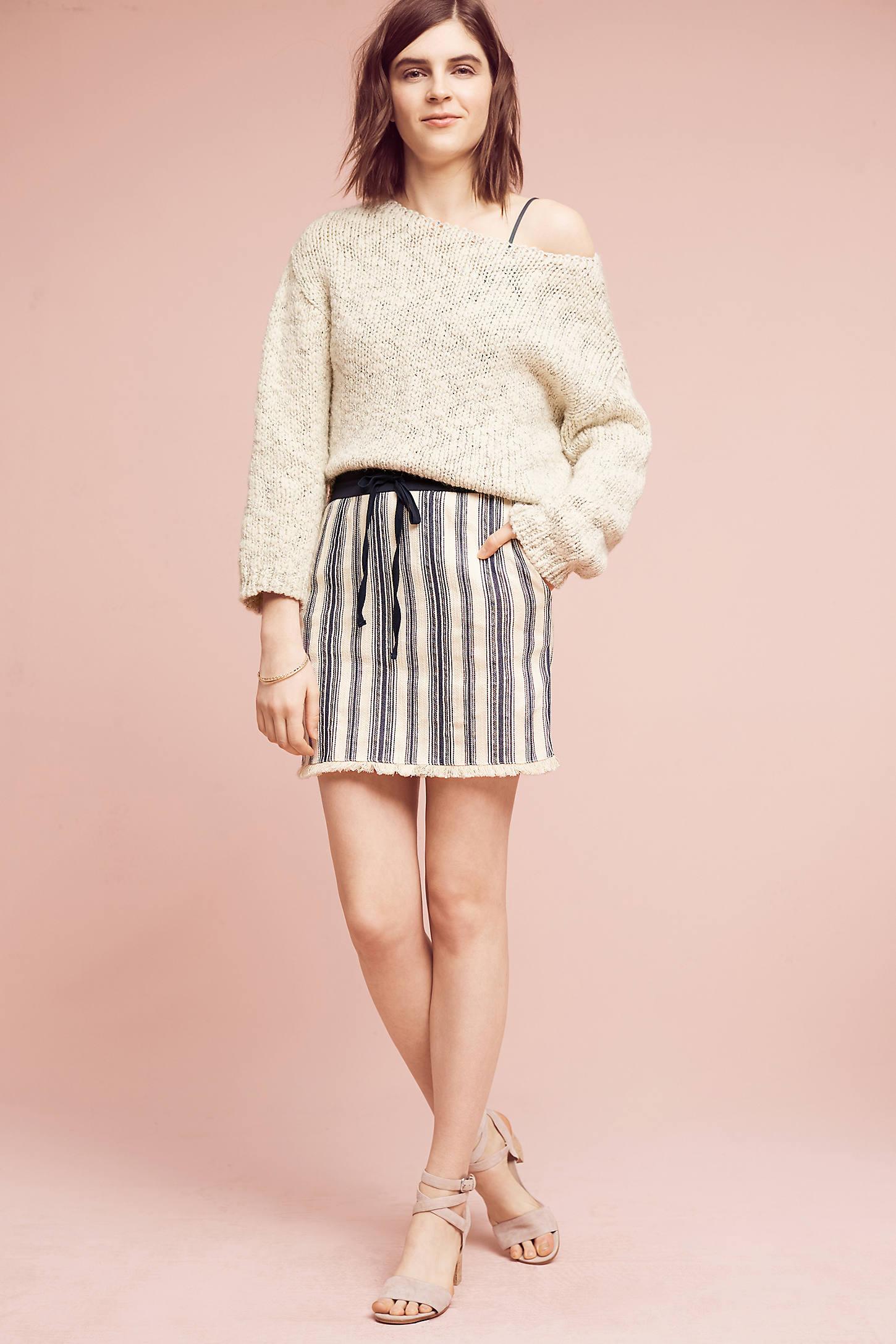 Long Beach Mini Skirt