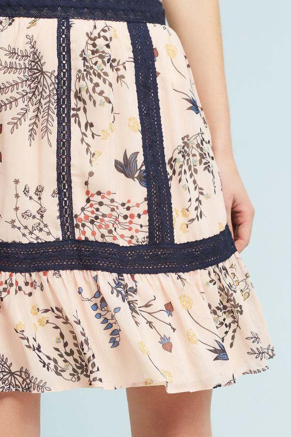 HD in Paris Adelyn Floral Skirt