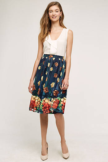 Summer Bouquet Skirt