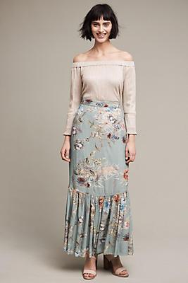 Primavera Maxi Skirt