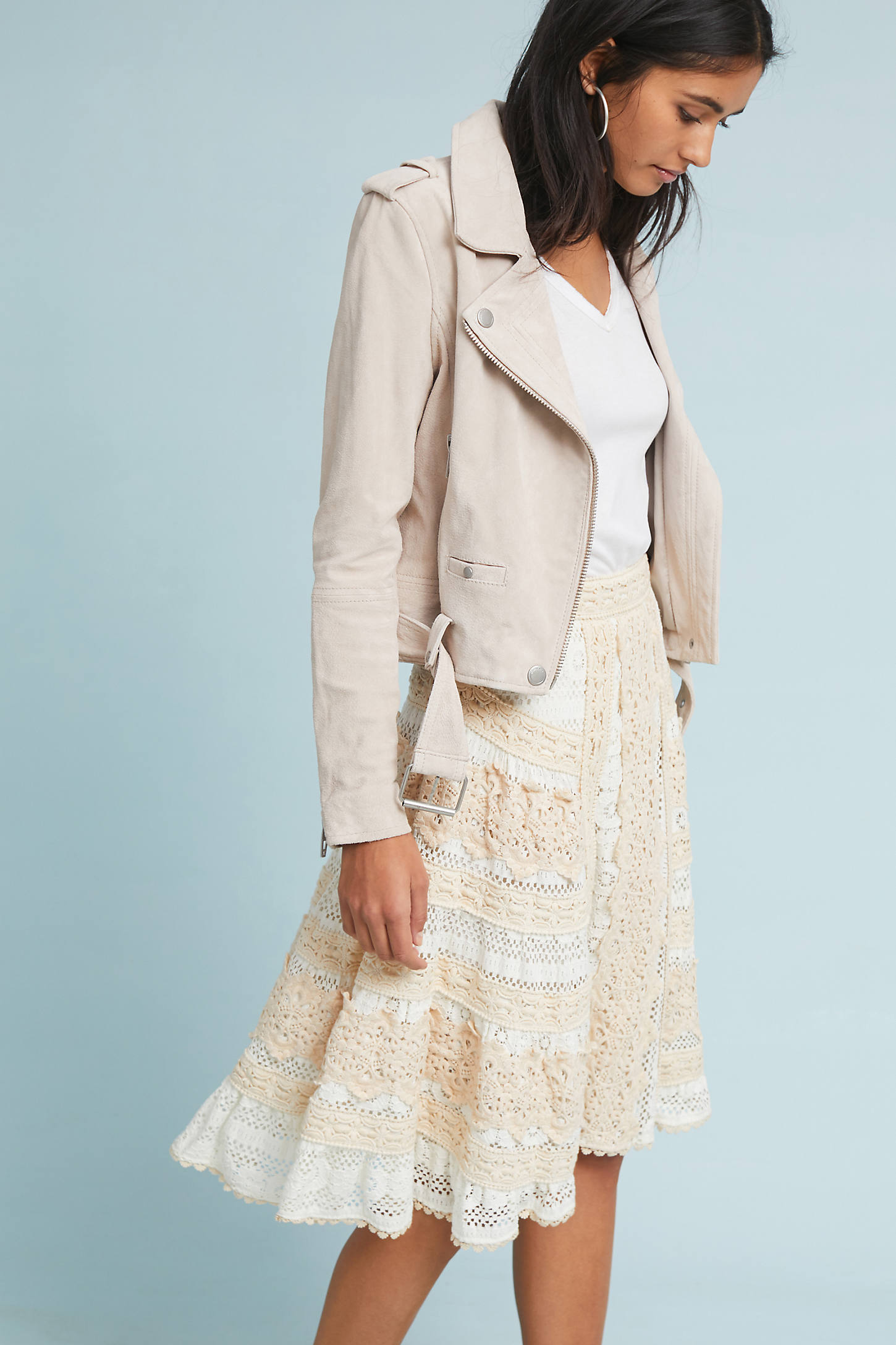 Dorothy Lace Skirt