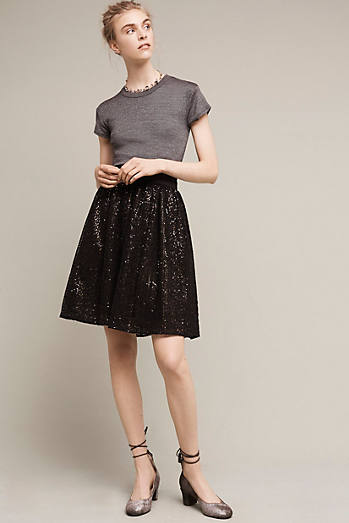 Night Shimmer Skirt