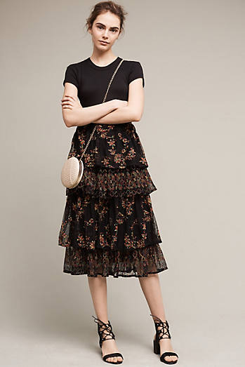 Mayfair Midi Skirt