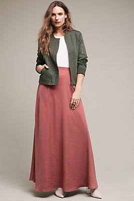 Slide View: 1: Kinsale Maxi Slip Skirt