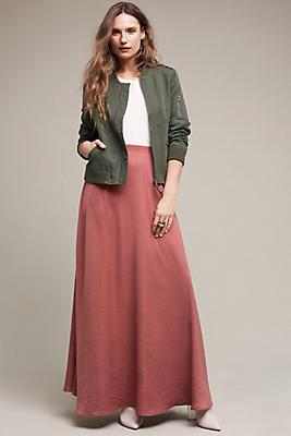 Slide View: 1: Kinsale Maxi Slip Skirt