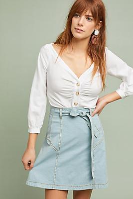 Slide View: 1: Wanderer Mini Skirt