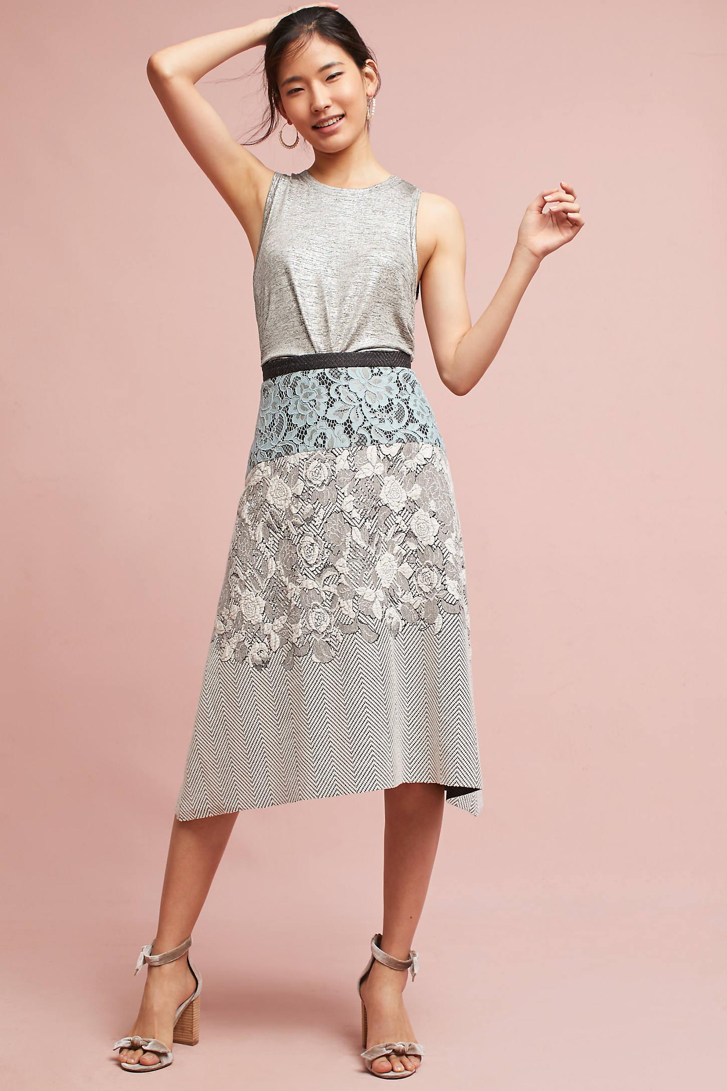 Zadie Lace Skirt
