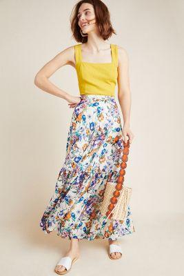 50a9d086d3 Mischa Maxi Skirt | Anthropologie