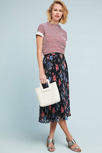 Chloe Pleated Skirt