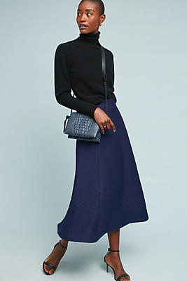 Slide View: 1: Maria Knit Skirt