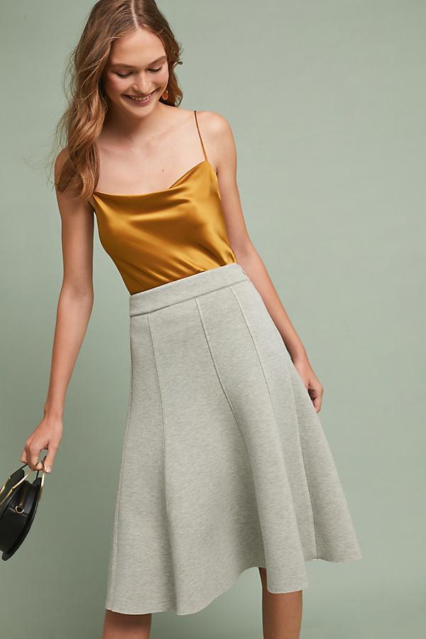 Renna A-line Midi Skirt - Assorted, Size Uk 10