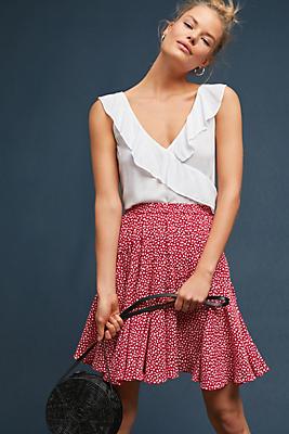 Slide View: 1: Camille Mini Skirt