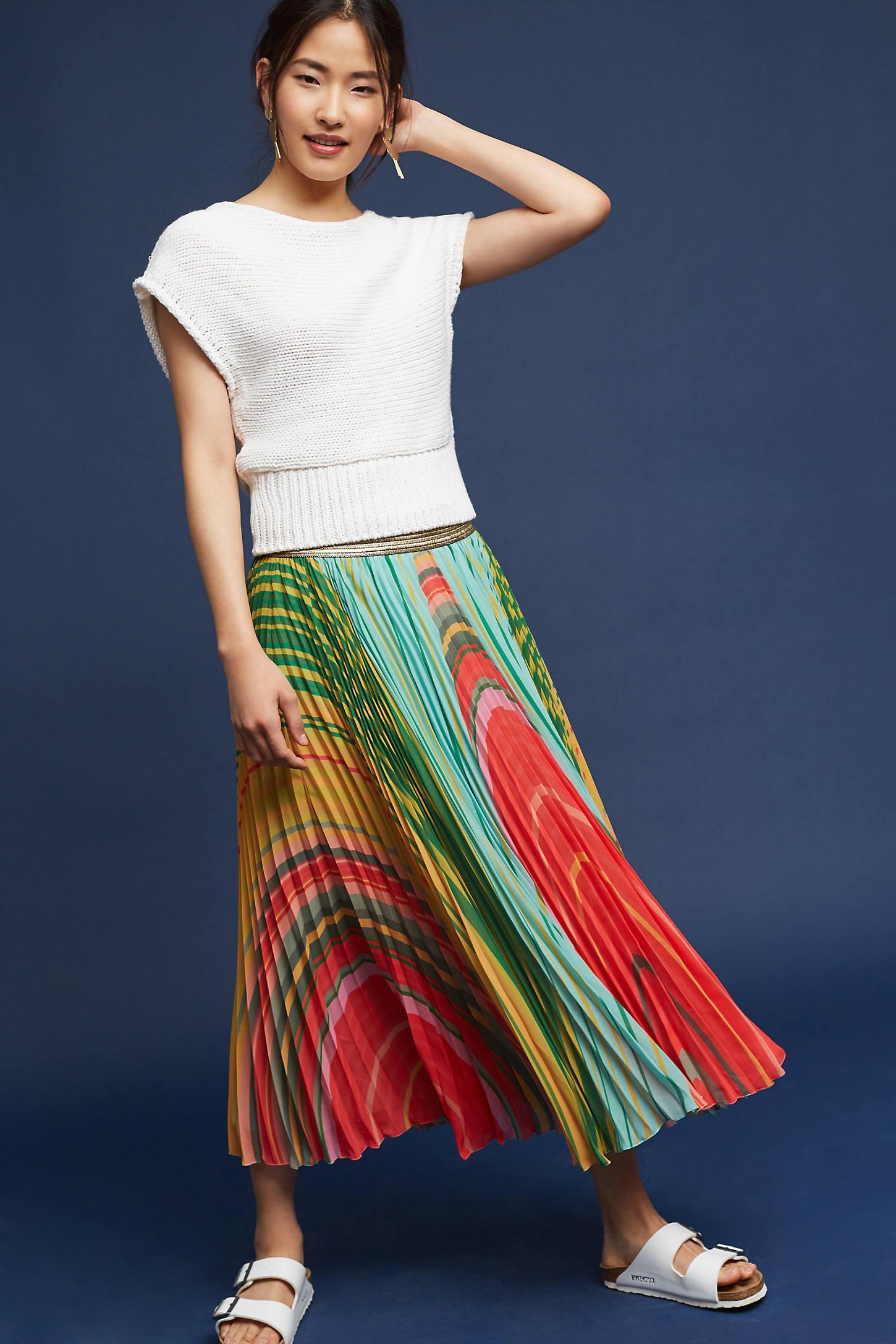 Agate Midi Skirt