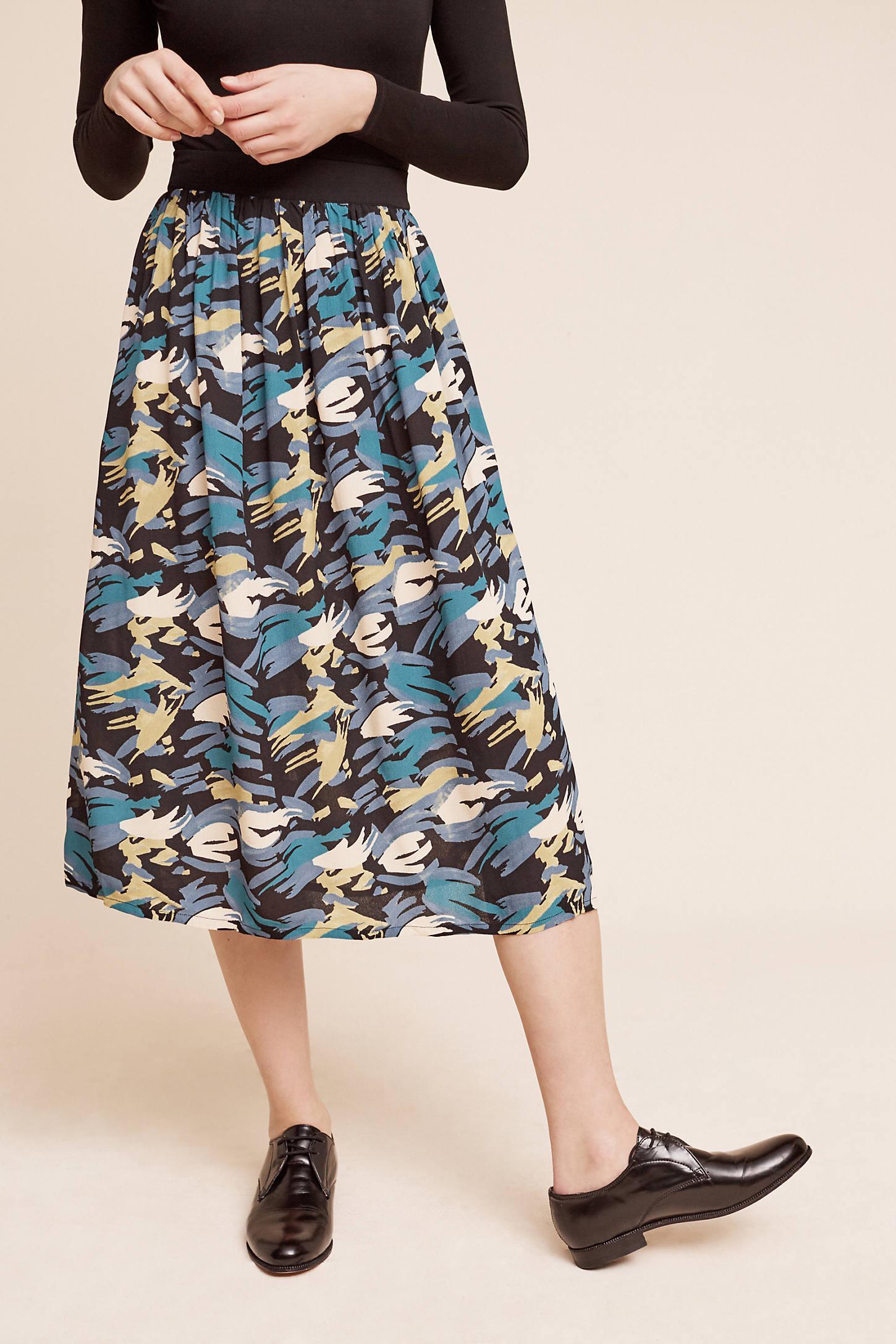 Virtuoso Midi Skirt