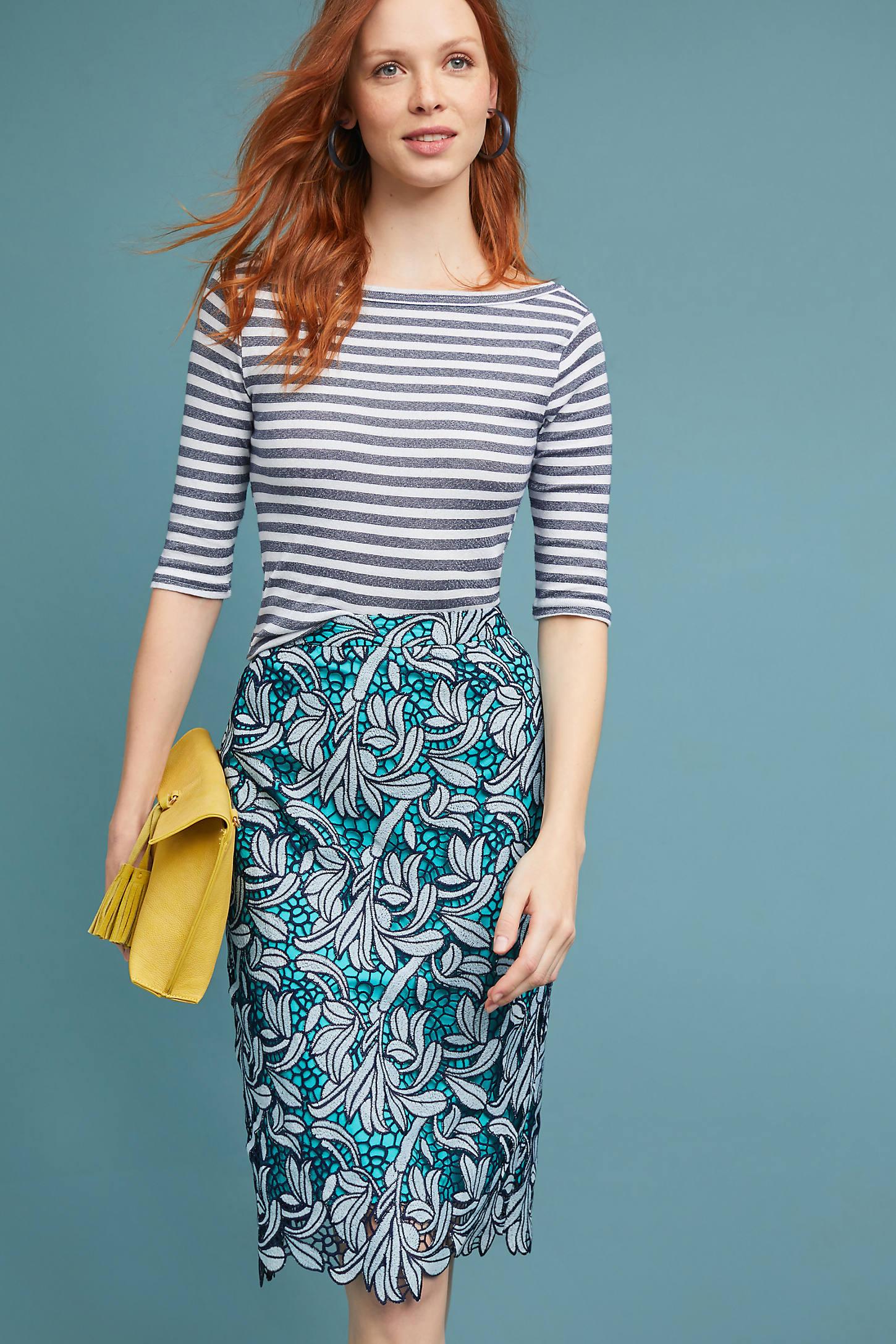 Tallulah Lace Skirt