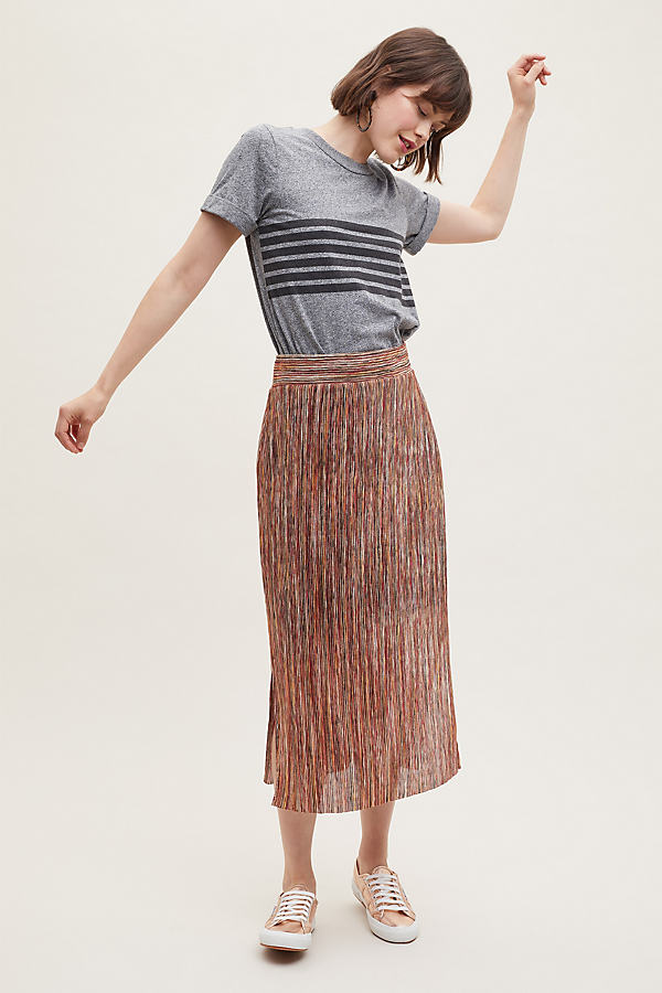Elena Knit Maxi Skirt - Assorted, Size Uk 16