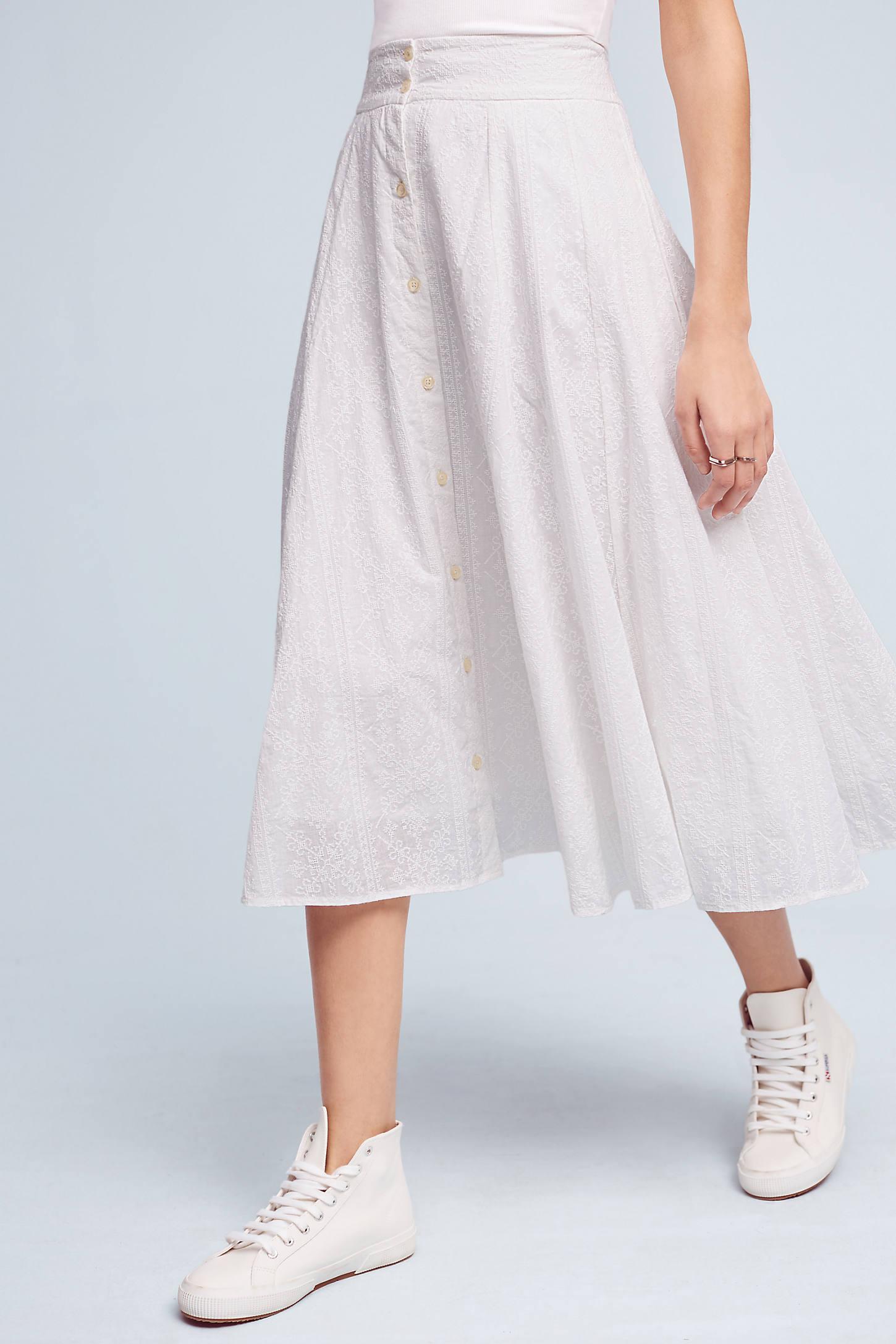 Cannes Midi Skirt