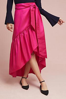 Slide View: 2: Melody Ruffled Skirt