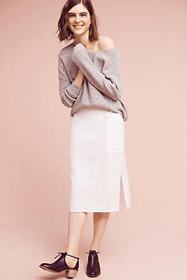 Slide View: 1: Tula Midi Skirt