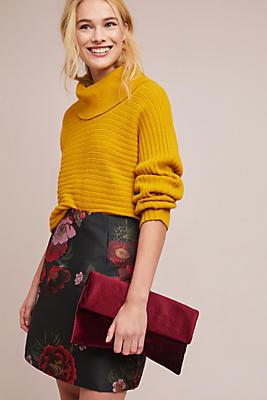 Slide View: 1: Lauritzen Mini Skirt