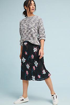 Slide View: 1: Lilium Ruffled Skirt