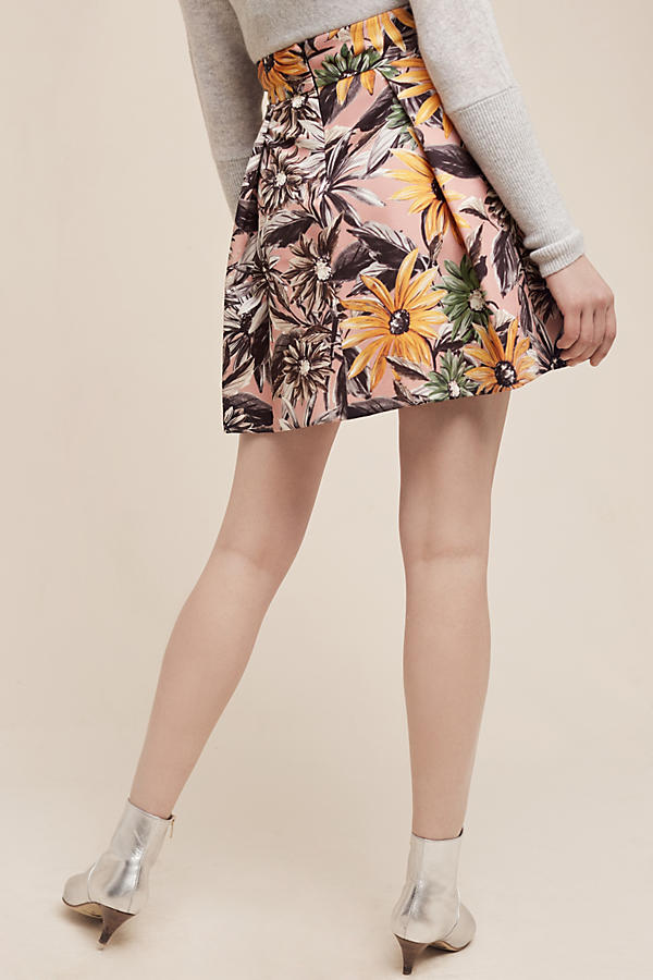 Slide View: 4: Lingering Mini Skirt