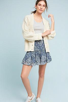 Slide View: 2: Luisa Mini Skirt