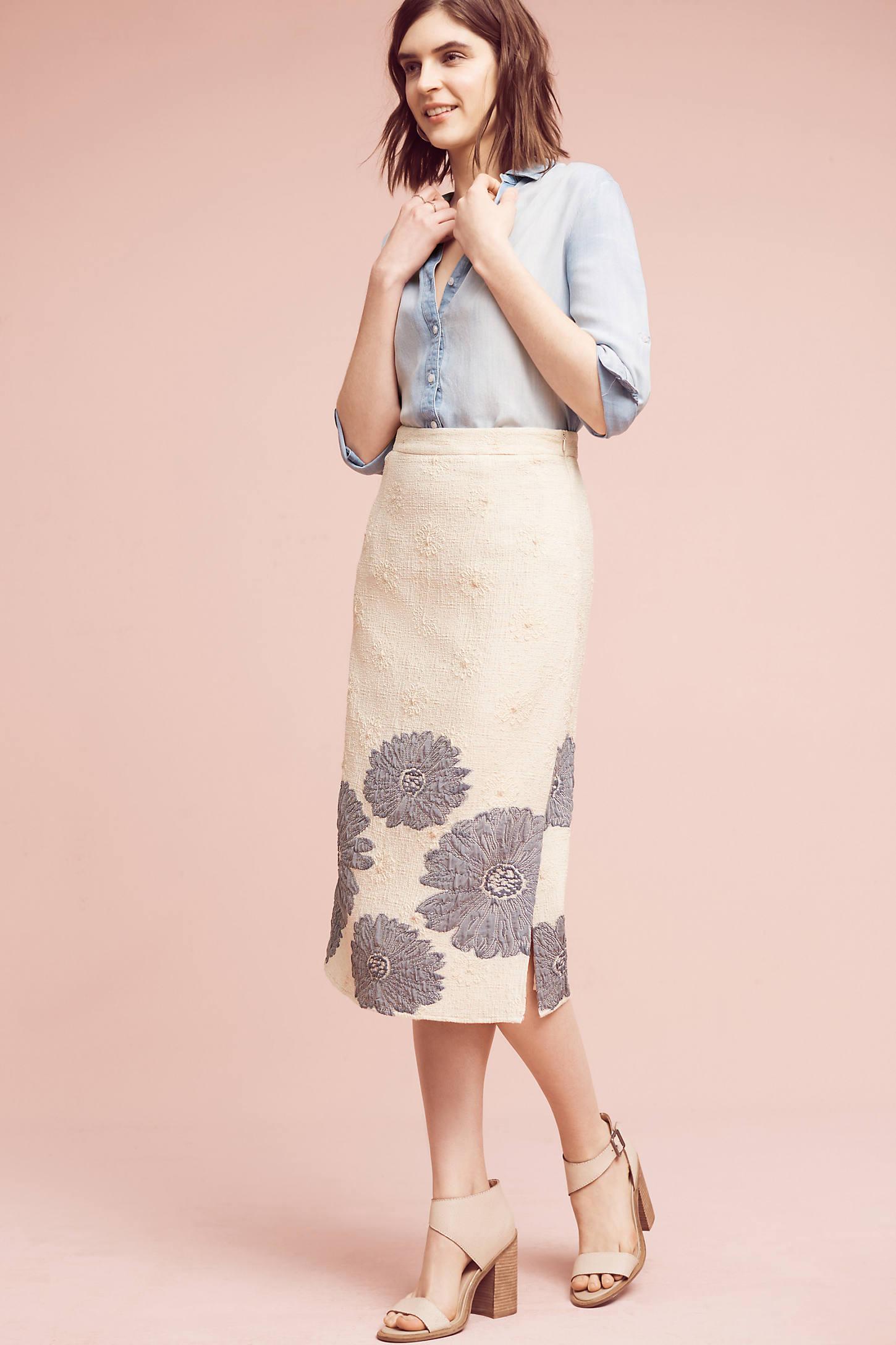 Maryanne Midi Skirt