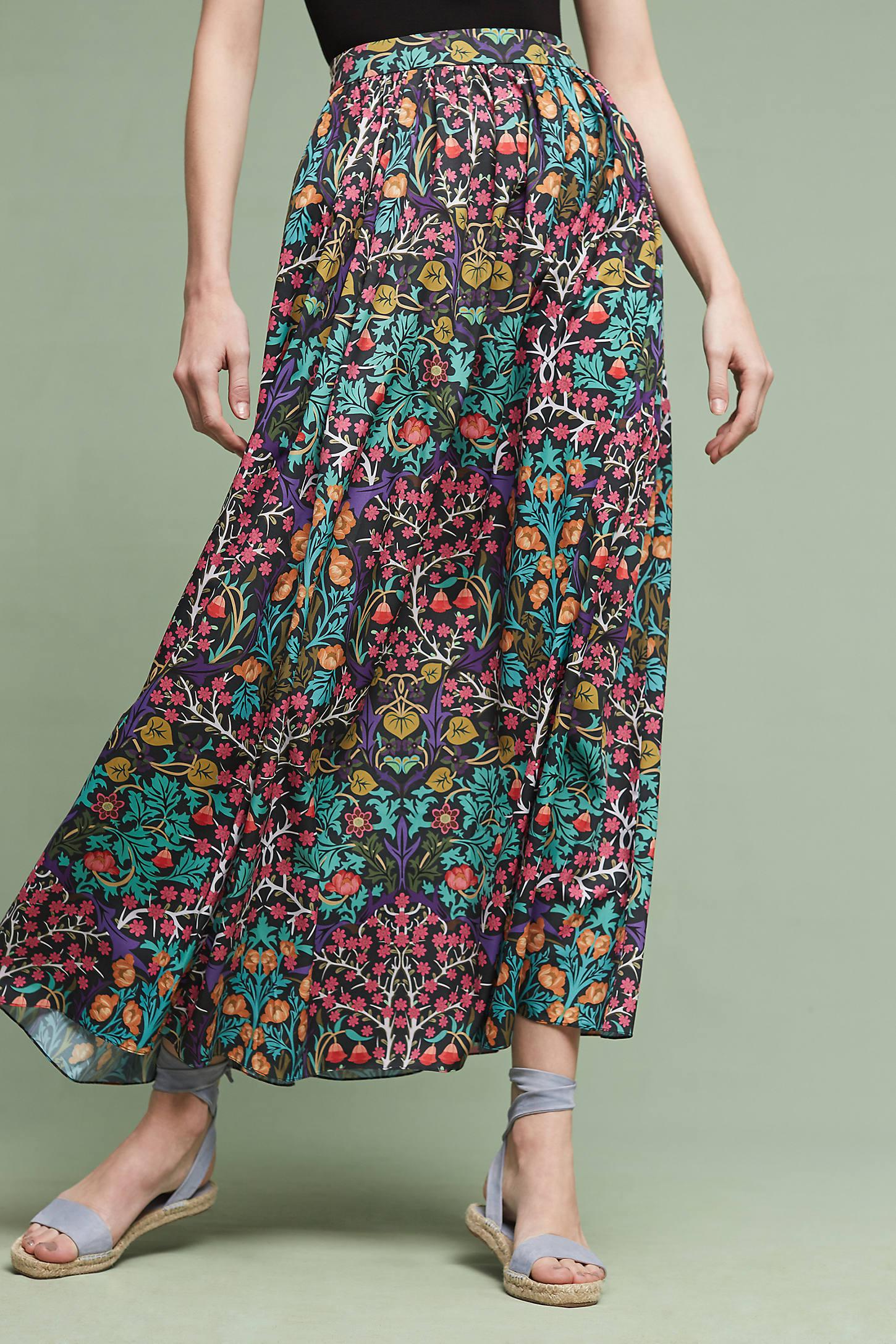 Venita Pleated Skirt