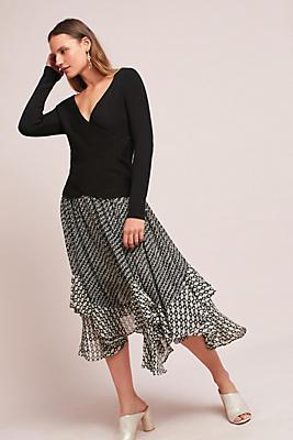 Slide View: 1: Theola Maxi Skirt