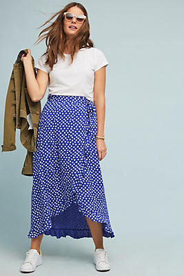 Slide View: 1: Darcy Wrap Skirt