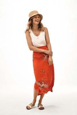 c599634c3 Gingham Pencil Skirt | Anthropologie