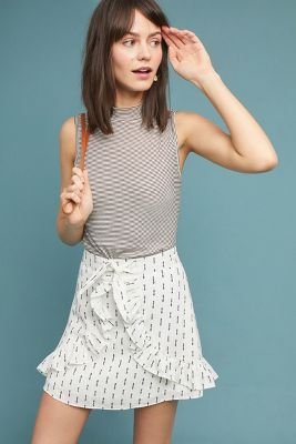 Hollywood Ruffled Skirt by Lost + Wander
