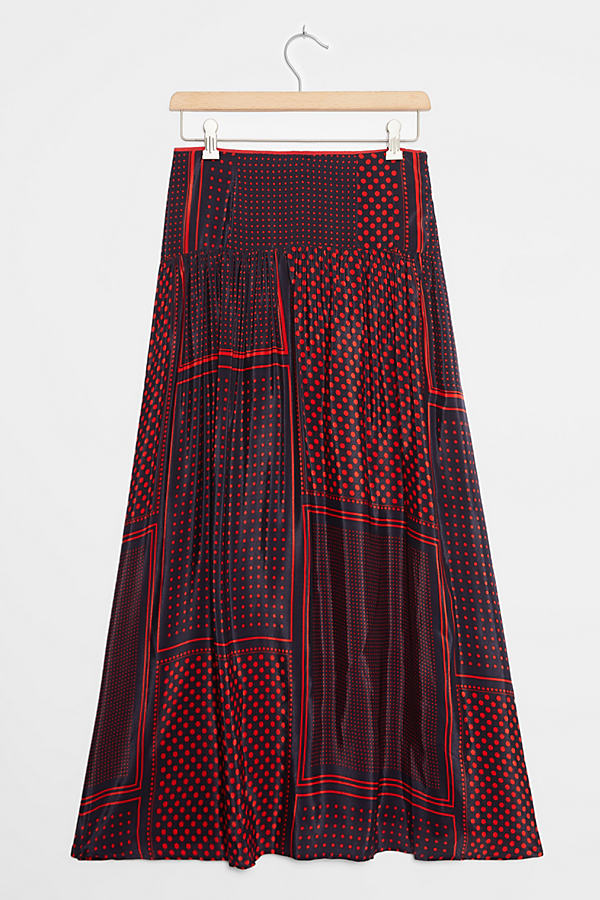 Maeve Coleen Maxi Skirt