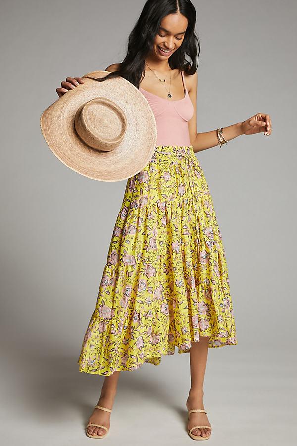 Clarabelle Maxi Skirt