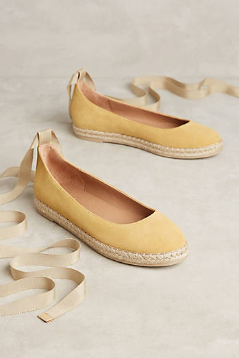 Bettye Faith Ballet Espadrilles