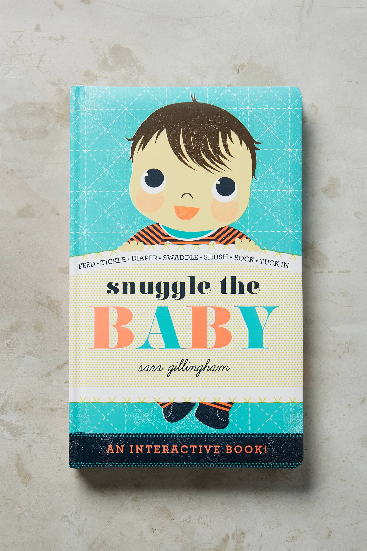 Slide View: 1: Snuggle The Baby