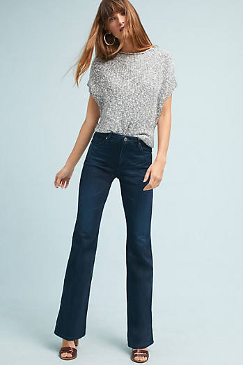 AG The Angel Mid-Rise Slim Bootcut Jeans