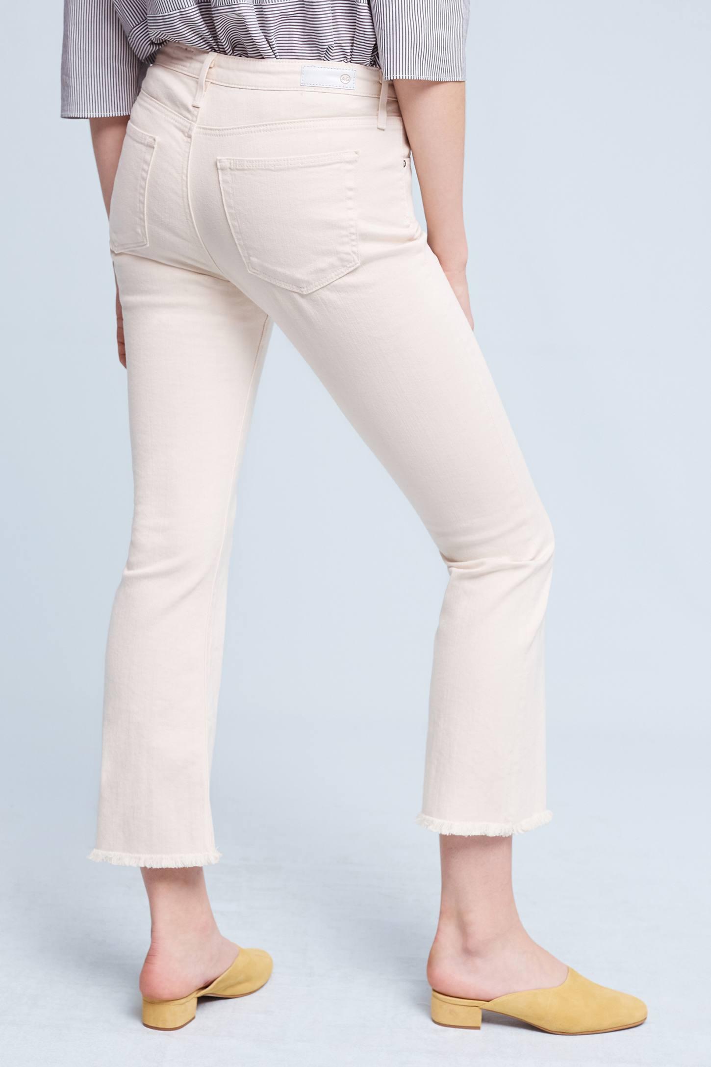 AG Jodi High-Rise Kick-Flare Jeans   Anthropologie