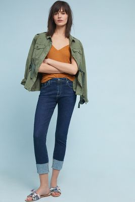 Ag The Stevie High Rise Skinny Ankle Jeans by Ag Jeans