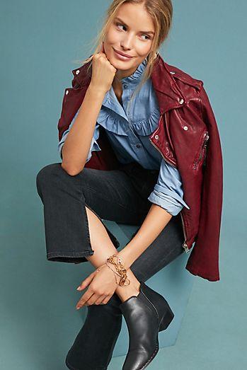 fef2fedaa090b AG The Jodi High-Rise Cropped Flare Jeans