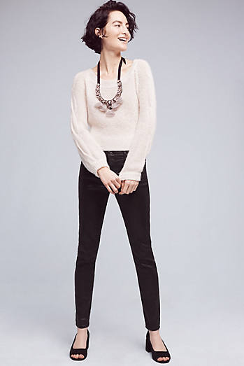AG Legging Low-Rise Ankle Jeans