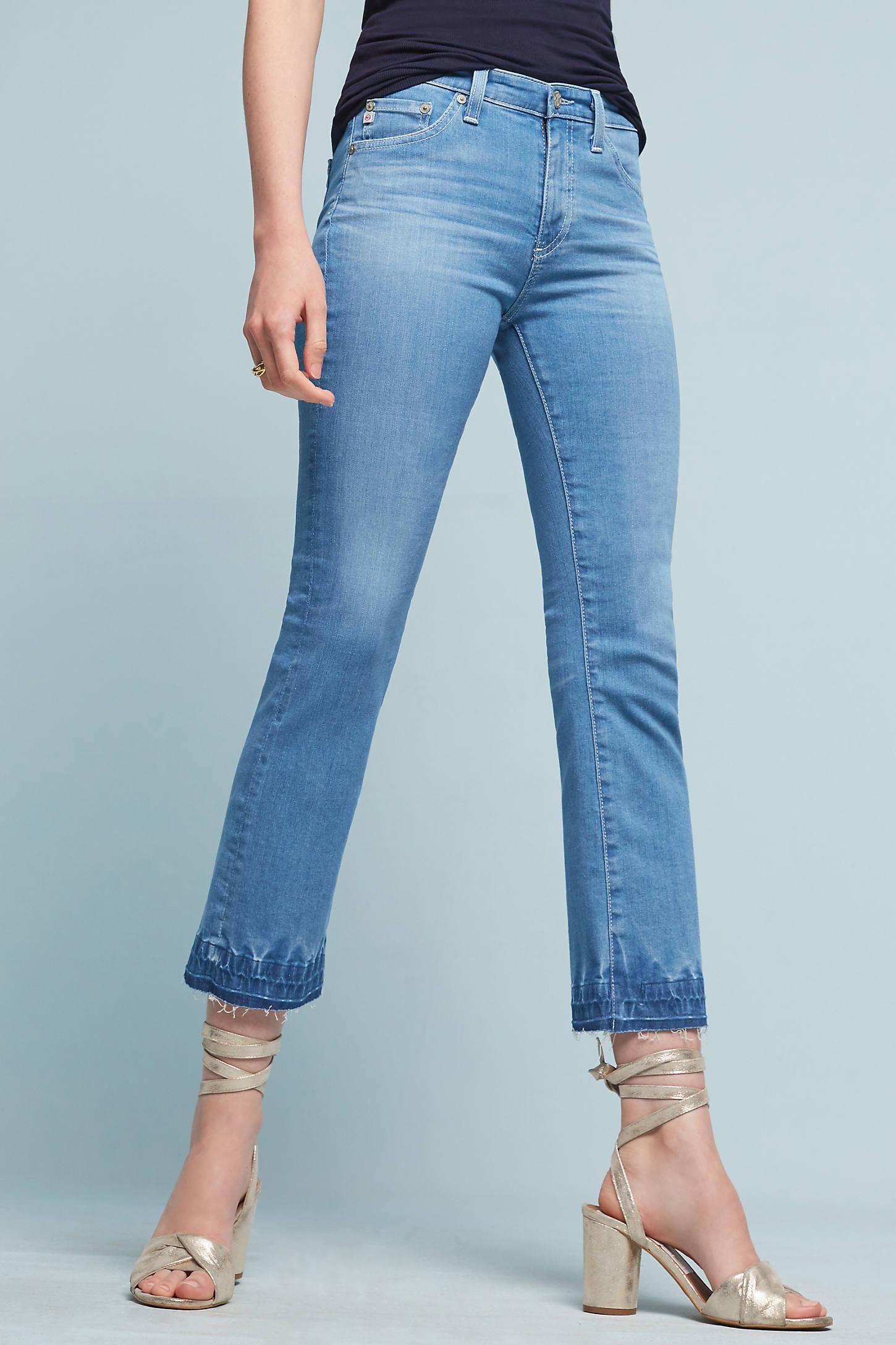 AG Jodi High-Rise Kick Flare Jeans