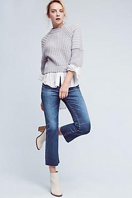 AG Jodi High-Rise Kick Flare Jeans | Anthropologie