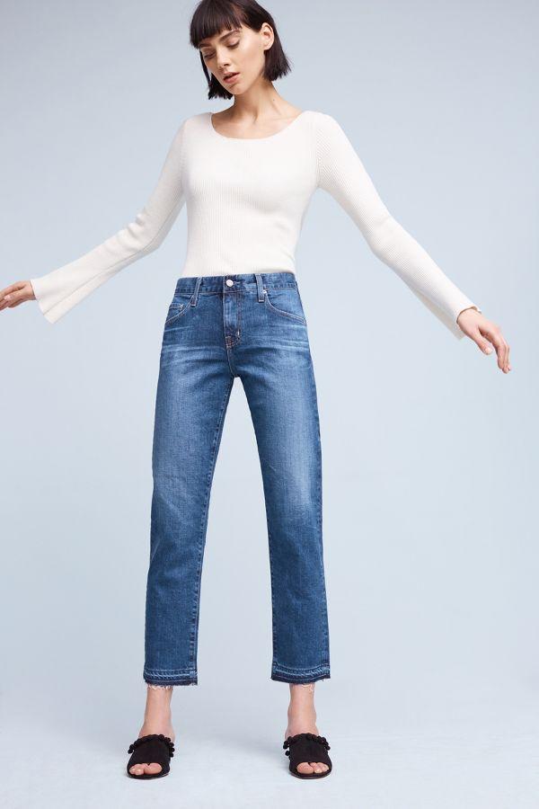 AG AG Ex-Boyfriend Slim Mid-Rise Jeans