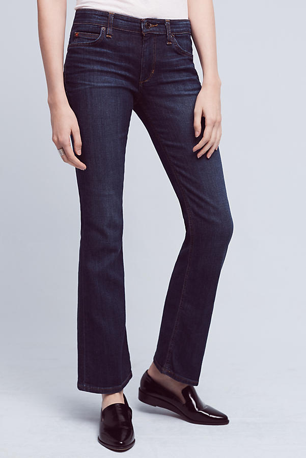 Slide View: 2: Joe's Provocateur Mid-Rise Petite Jeans